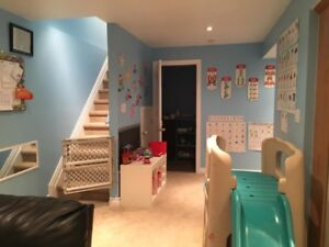 Tiny Little Footsteps Home Daycare in Oak Ridges Richmond Hill