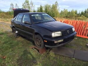 Parting out MK3 Jetta