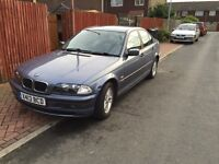 Bmw 318 e46. Swaps or exchange welcome