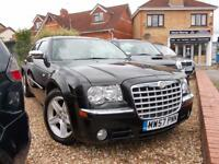 2008 Chrysler 300 C 3.0 CRD V6 auto estate LUX top spec INC SUPER 12 DEAL