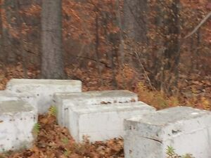 Cement Block Barrier  London Ontario image 4