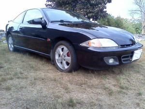 2002 Chevrolet Cavalier Z24 Sport Coupe (2 door)
