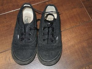 Shoes Toddler Vans size 9