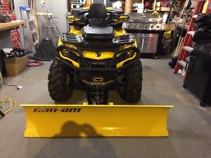 Like new Can-am 1000 ATV