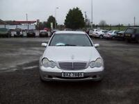 2001 Mercedes-Benz C200 Kompressor 2.0 auto Classic At NI Car Auctions