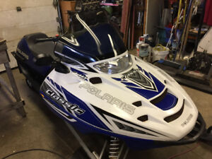 Anniversary Edition 340 Fan Cooled Polaris Snowmobile