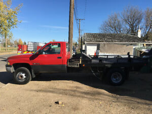 2002 Dodge Power Ram 3500 Pickup Truck