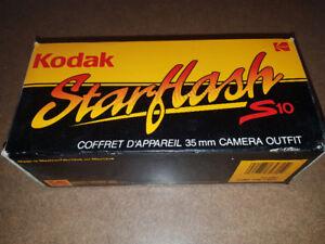 Camera Kodak Starflash S10