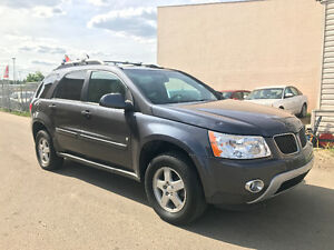 2007 PONTIAC TORRENT ALL WHEEL DRIVE 184000 KMS
