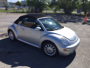 Volkswagen Beetle Décapotable Turbo 2004