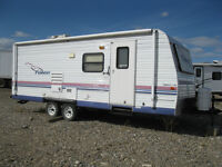 2004 Pioneer TT Holiday Trailer, 21 Ft.