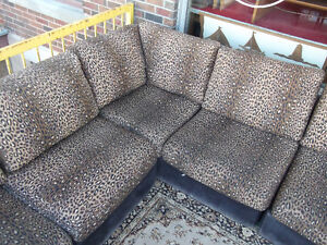 SECTIONNEL SOFAS EN COIN CORNER COUCH