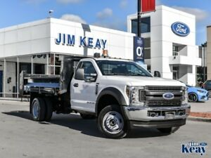 2018 Ford F-550 Super Duty DRW   - $228.56 /Wk