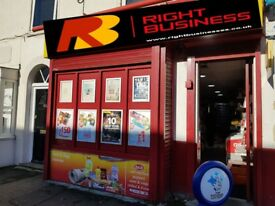 OFFLICENSE SHOP FOR SALE , REF: RB232