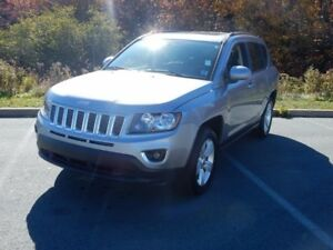 2016 Jeep COMPASS HIGH ALTITUDE!! LOADED LEATHER!!!
