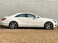2011 Mercedes-Benz CLS 5.5 CLS63 AMG MCT 4dr Coupe Petrol Automatic