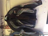 Motorcycle Jacket , XL.