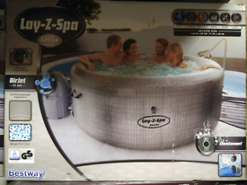 Hot tub all New 2-4 person