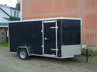 6X12 ENCLOSED TRAILER FOR RENT $50/DAY