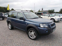 2006 Land Rover Freelander 2.0Td4 Freestyle