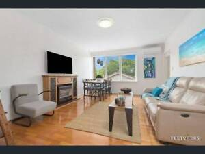 1 BR avail. in a 2BR apartment - SHORT STAY - Surrey Hills, VIC