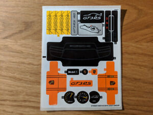 LEGO Technic 42056 Porsche 911 GT3 RS Sticker [NEW]