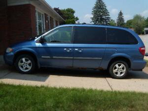 2007 Dodge Grand Caravan Fourgonnette, fourgon