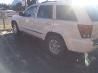 2008 Jeep Grand Cherokee Limited Diesel SUV, Crossover