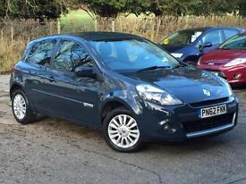 2012 Renault Clio 1.2 16v ( 75bhp ) Expression+ 3 Door Blue 13,570 Miles 1 OWNER