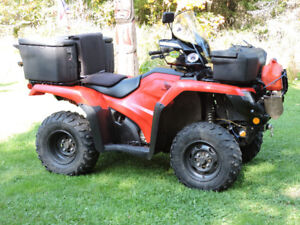 ATV FOR SALE AND ACCESSORIES
