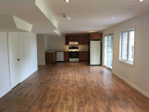 Brand new, beautiful walk-out rental suite in Bradford
