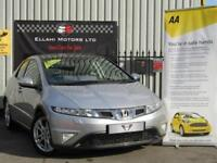 Honda Civic 1.8 I-VTEC EX GT 5 Door Manual Petrol 2010