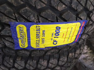 Pick-up tires / Pneus CF1000 35x12.50R18