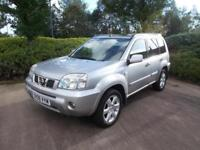 Nissan X-Trail 2.2 diesel dci columbian low milage nice service history 4x4