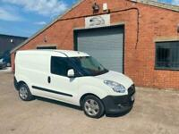 2011 Fiat Doblo 1.6 Multijet 16V SX Van PANEL VAN Diesel Manual