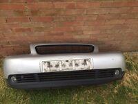 A3 8l front bumper