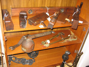 Vintage Stanley and Wooden Planes plus other hand tools Kingston Kingston Area image 2