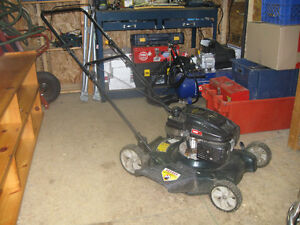 Lawn Mower, Yard Works 22""