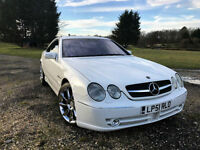 VERY RARE MERCEDES CL 600 V12 FD1 LORINSER EDITION LHD CL55 PX SWAP
