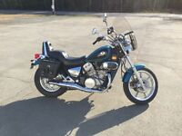 1994 Kawasaki Vulcan 750 Liquid Cooled