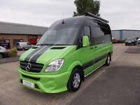 Mercedes-Benz Sprinter 316 TDI 2011 Automatic 4 Berth 6 Travel seats Cab Air Con