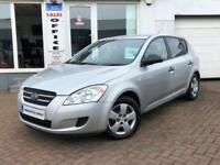 2009 09 KIA CEE'D 1.4 S~LOW MILES~1 YR MOT~SALE PRICE~