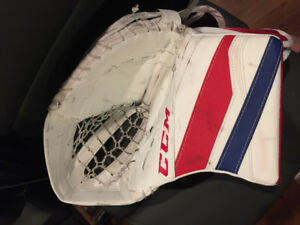 Goalie Glove CCM EFlex 3 Senior brand new