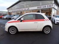 2011 Fiat 500 0.9 TwinAir Sport 3dr 3 door Hatchback