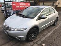 2006 HONDA CIVIC 1.4 SE I-DSI, WARRANTY, NOT ASTRA FOCUS BRAVO LEON GOLF POLO FIESTA CORSA
