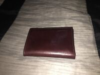 Mens wallet brown