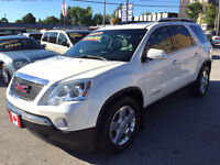 2008 GMC Acadia SLT LIMITED SUV..LOADED..MINT COND....NAVI City of Toronto Toronto (GTA) Preview