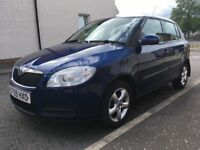 59 Skoda Fabia 2, 1.4 only 1 owner! with only 36k!