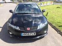 2008 HONDA CIVIC TYPE-R GT I-VTEC - Only 72000 Miles