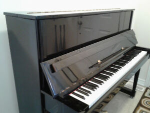 Beautiful Tall Upright Piano - Price Negotiable